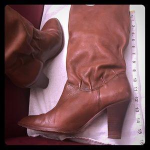 Kors Michael Kors leather boots